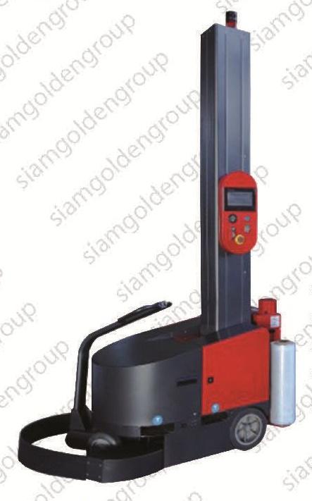 Pre-Stretch Self-Walk Wrapping Machine CTP-600