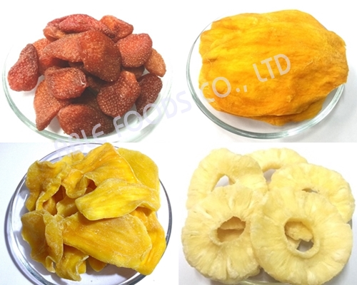 Thai Dried Fruit Exporter