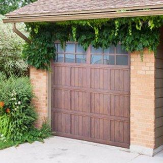 ประตูโรงรถ Pinnacle V Groove