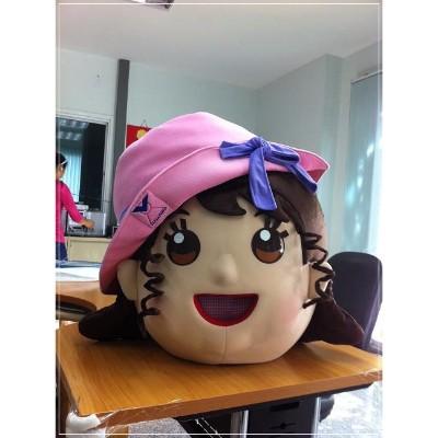 รับทำตุ๊กตามาสคอต
