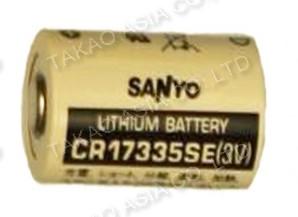 แบตเตอรี่ลิเธียม SANYO CR17335SE