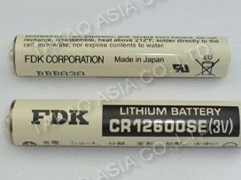 แบตเตอรี่ลิเธียม FDK CR12600SE