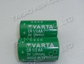 แบตเตอรี่ลิเธียม VARTA CR1/2AA
