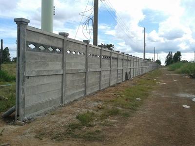 รั้วกำแพงสำเร็จรูป