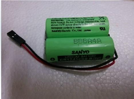 แบตเตอรี่ลิเธียม SANYO CR17450