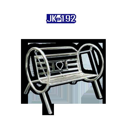 ชิงช้าสแตนเลส นั่งในสวน รหัส JK - 192