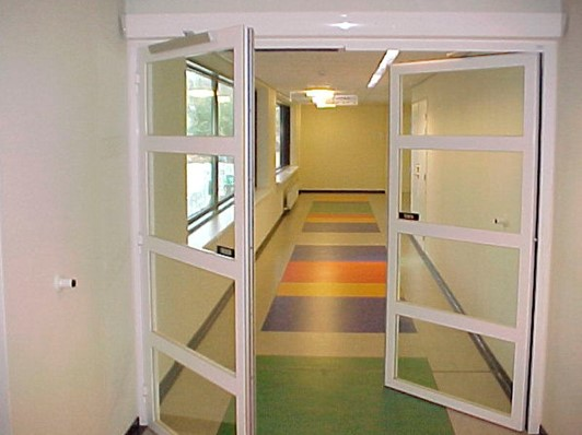 ศูนย์รวมประตูระบบอัตโนมัติ