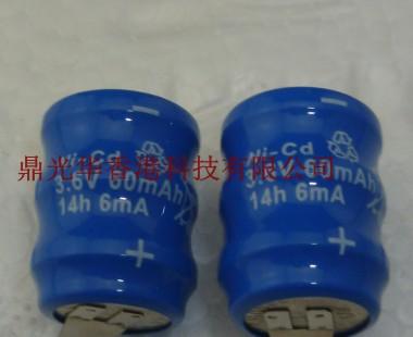 แบตเตอรี่ NI-CD 3.6V 60MAH