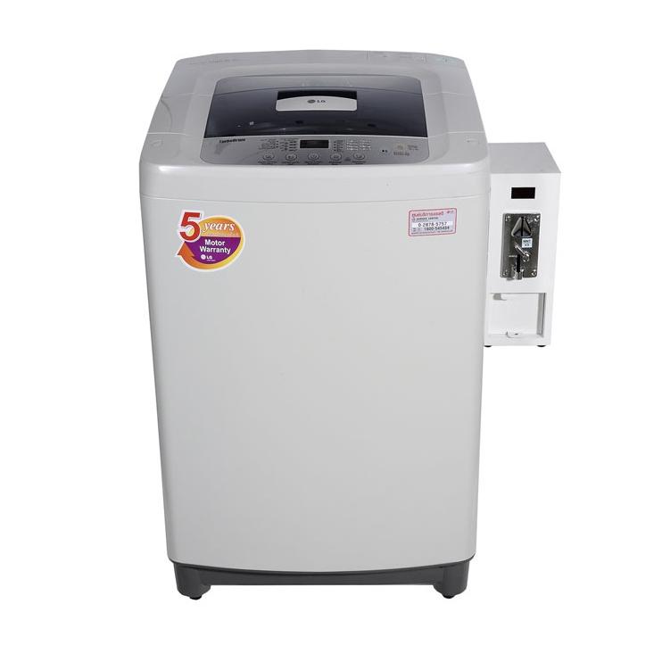 เครื่องซักผ้าหยอดเหรียญยอดนิยม