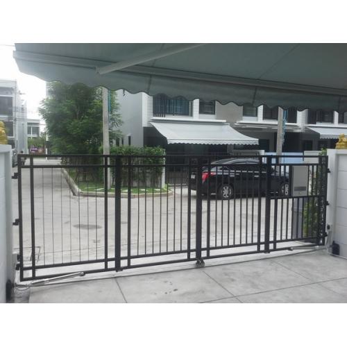 ประตูบานเฟี้ยมอัตโนมัติ รุ่น E8