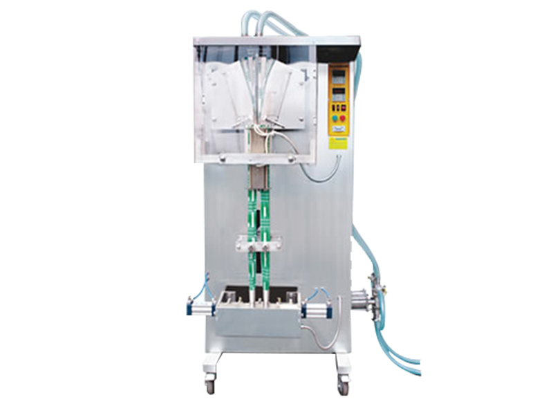 AS2000S Automatic Double tube Liquid Packer