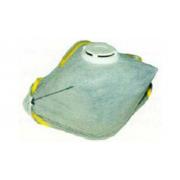 หน้ากากไส้กรองฝุ่นแบบผ้ามีวาวล์ Disposible Mask