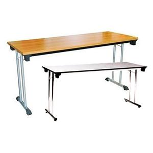 โต๊ะพับขาคู่
