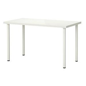 โต๊ะเหล็กขาตาย เหล็กกลม 2 นิ้ว