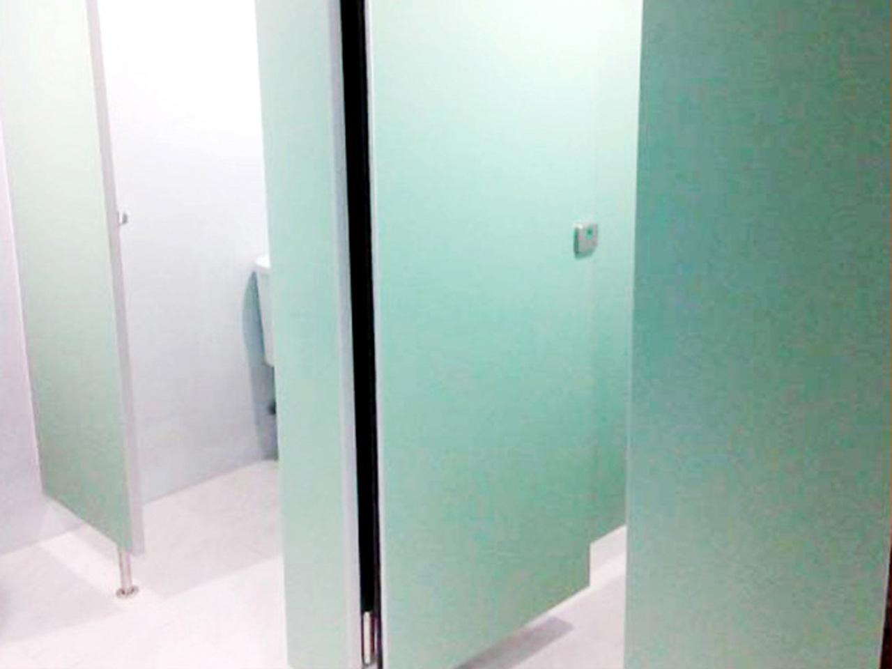 จำหน่ายผนังกั้นห้องน้ำ