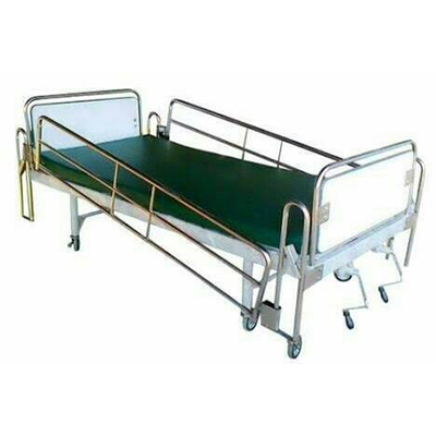 PS2 เตียงผู้ป่วย 2 ไก(ขาสูง)