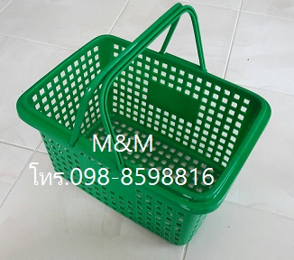 ตะกร้าพลาสติก JBJ001