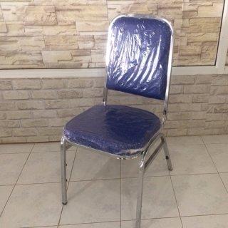 เก้าอี้จัดเลี้ยง พนักพิงเหลี่ยม