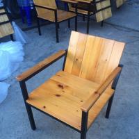 เก้าอี้ไม้ระแนง