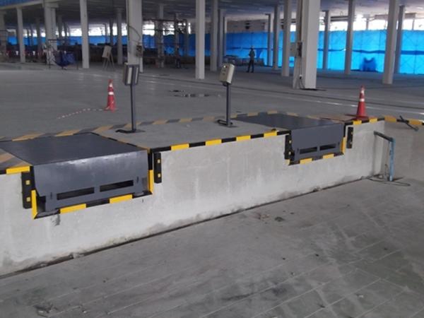 สะพานปรับระดับ (Dock Leveler)