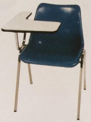 เก้าอี้โพลีเลคเชอร์ โครงขาเหล็ก