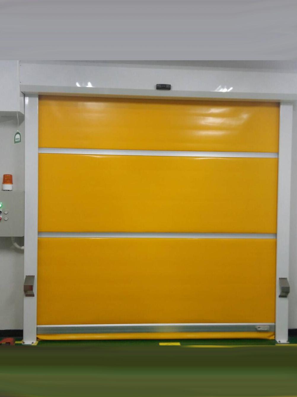 ประตูความเร็วสูง Hi speed shutter door