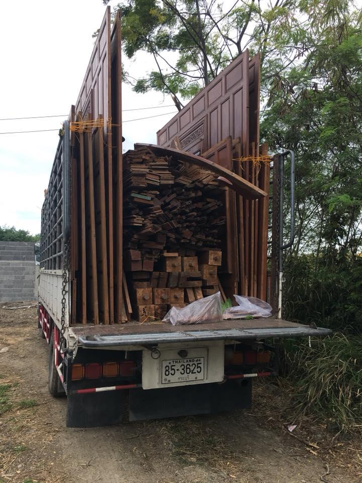 รับซื้อโกดังไม้เก่า ทั่วไทย
