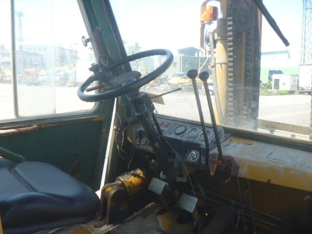 รถโฟล์คลิฟท์ TCM FD35Z6 59201245