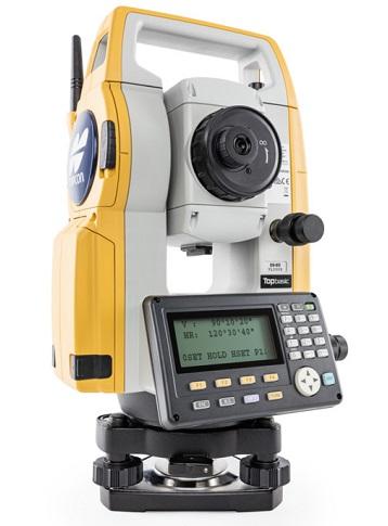 กล้อง Total Station ของใหม่ TOPCON ES 65