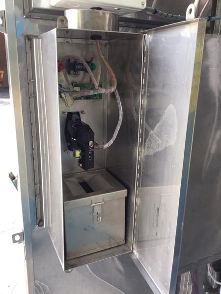 ตู้น้ำดื่มสเตนเลส รุ่น อมตะนิรันดร์ 600