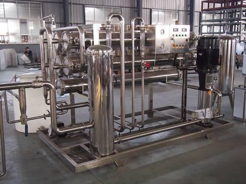 เครื่องผลิตน้ำ RO