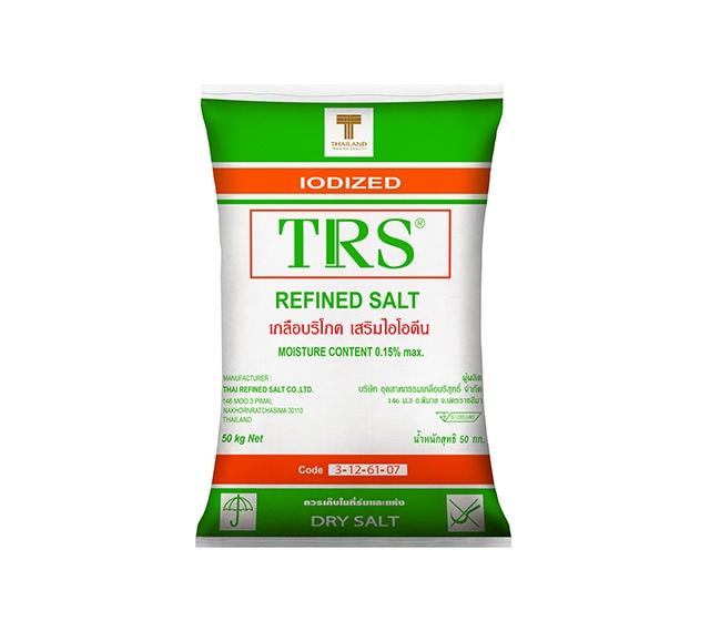 Iodine Added Pure Salt 99.9%