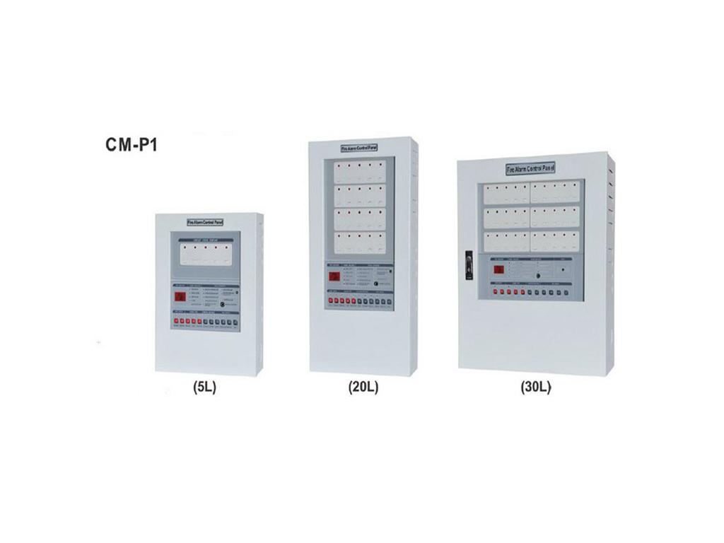 แผงควบคุมระบบแจ้งเตือนไฟไหม้ CM-P1