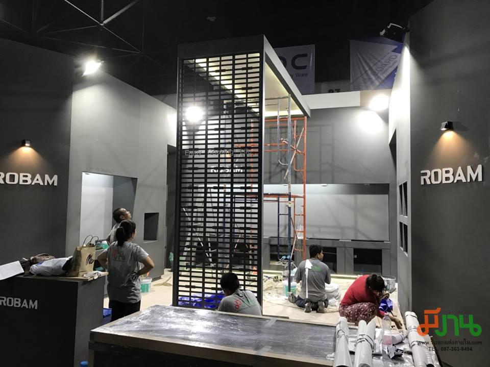 Impact Arena เมืองทองธานี งานสถาปนิก 2561