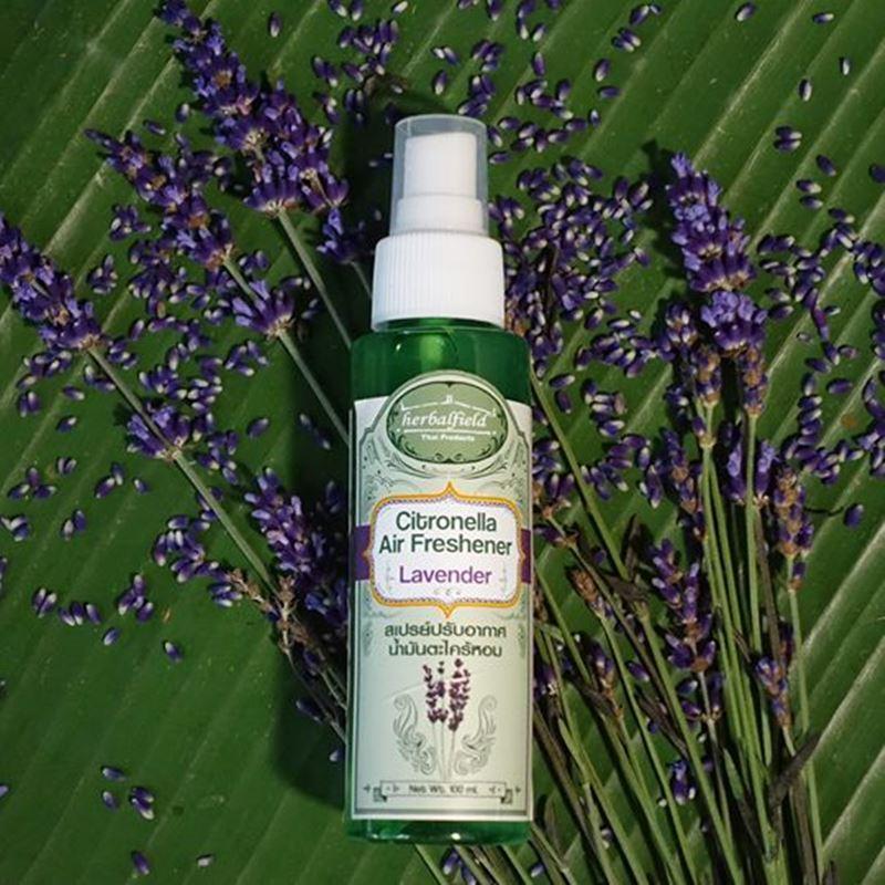 Herbal Field สเปรย์ปรับอากาศเฮอนร์บัลฟิลด์