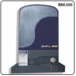 มอเตอร์บานเลื่อน BSM-1000
