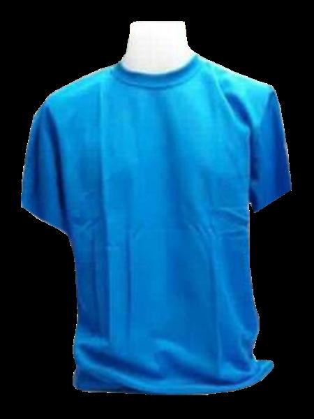 เสื้อยืดคนงานคอกลมแขนสั้น