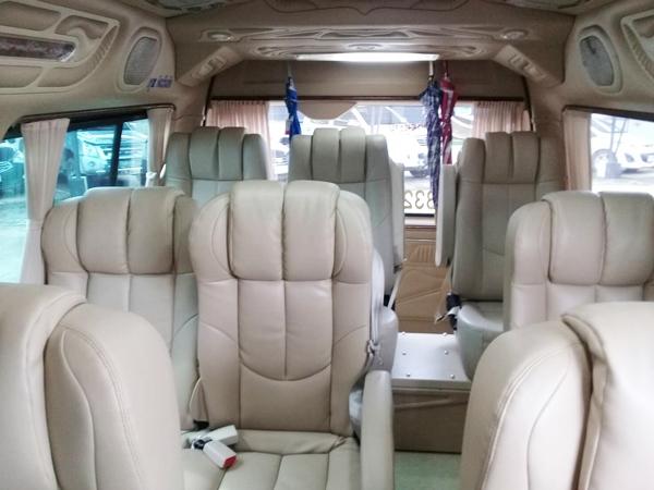 รถตู้เช่าบุรีรัมย์