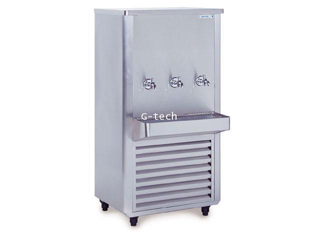 ตู้น้ำเย็นสแตนเลส 3 ก๊อก รุ่น SWC-325