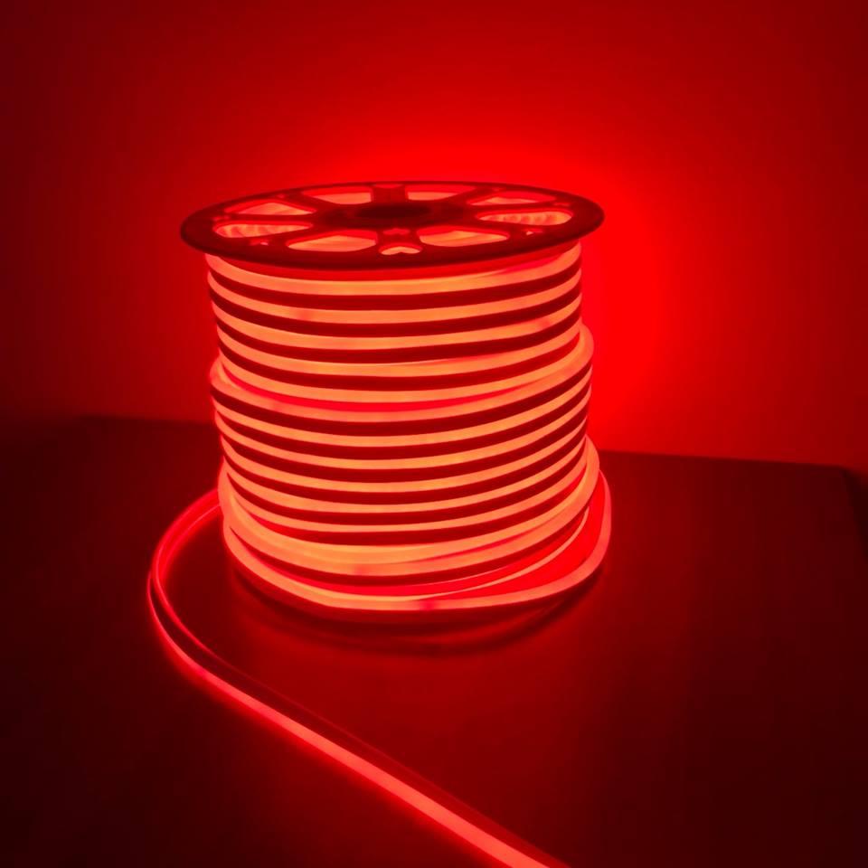 นีออนเฟล็กซ์ 220v 10 ม. สีแดง