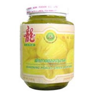 Seasoning Pickled Green Mustard