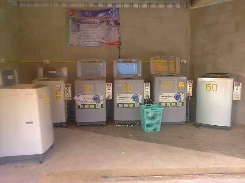 เครื่องซักผ้าหยอดเหรียญราคาถูก 10 kg จ สระแก้ว