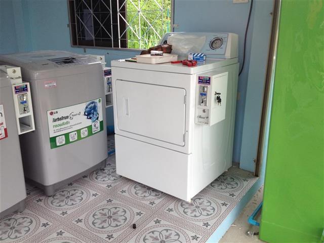เครื่องซักผ้าหยอดเหรียญราคาถูก 10 kg จ โคราช