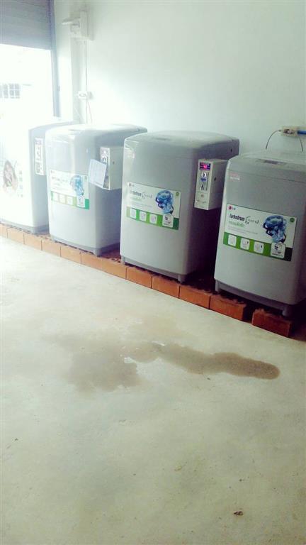 เครื่องซักผ้าหยอดเหรียญราคาถูก 9 kg จ อุบลราชธานี