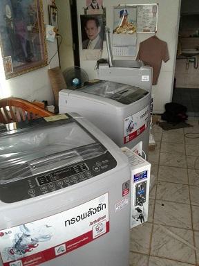 เครื่องซักผ้าหยอดเหรียญราคาถูก 9 kg จ อุทัยธานี