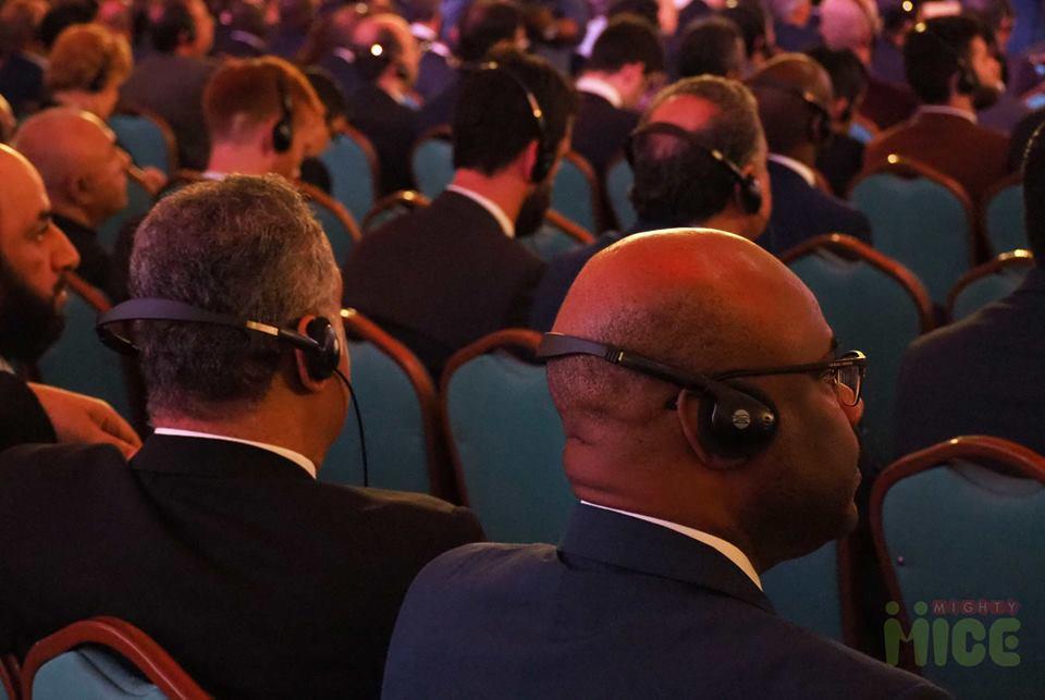 หูฟังแปลภาษา DIS ระบบดิจิตอล
