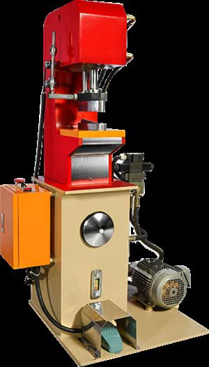 เครื่องย้ำครอบข้างโค้ง Version 2015