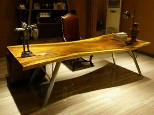 ขายเฟอร์นิเจอร์โต๊ะไม้แผ่นใหญ่