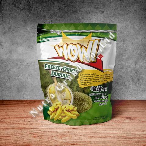 Freeze Dry Durian Manufacturer