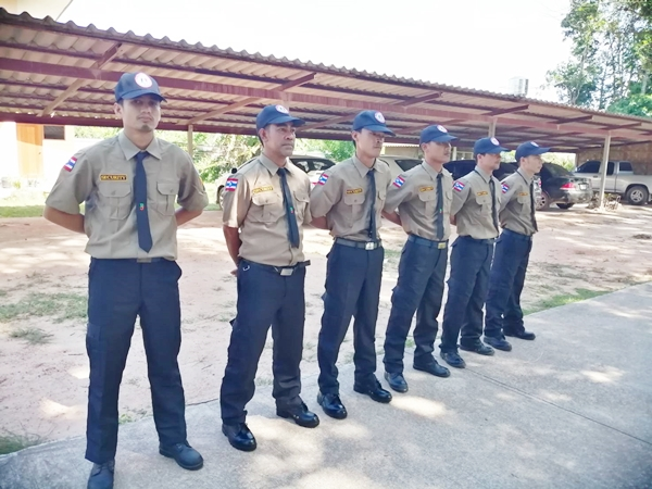 บริษัทรักษาความปลอดภัย จันทบุรี